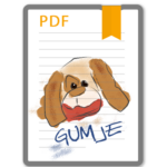 Gumle ved krybbe - A4 pdf plakat